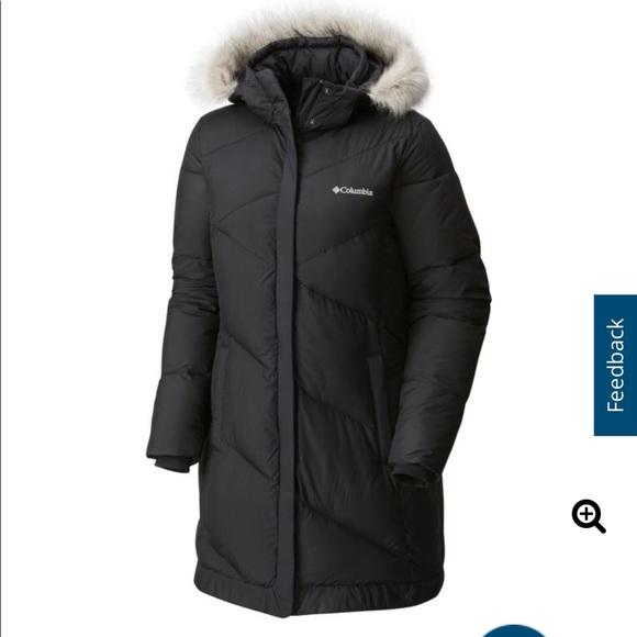 83abba188d1 Columbia Jackets   Blazers - Columbia Snow Eclipse winter coat